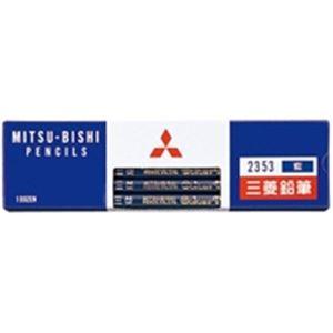 (業務用50セット) 三菱鉛筆 色鉛筆 K2353 藍通し 12本入