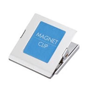 (業務用20セット) ジョインテックス マグネットクリップ大 青 10個 B040J-B10