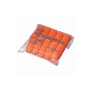(業務用200セット) ペブル カラー指サック 140002-2 中 10個入