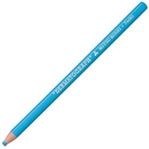 (業務用30セット) 三菱鉛筆 ダーマト鉛筆 K7600.8 水 12本入