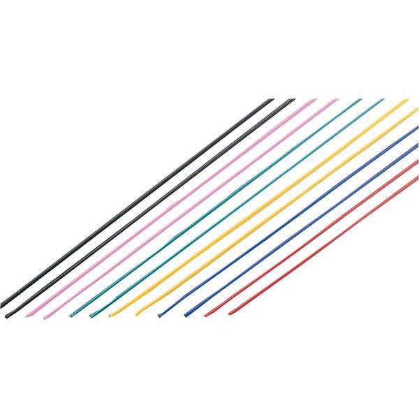 (まとめ)アーテック カラーワイヤー 6色 12本組 【×15セット】