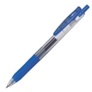 (業務用500セット) ZEBRA ゼブラ ボールペン サラサクリップ 【0.7mm/青】 ゲルインク ノック式 JJB15-BL