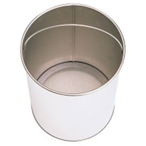 (業務用10セット) ぶんぶく 中かご タバコペール・茶がら入れ用