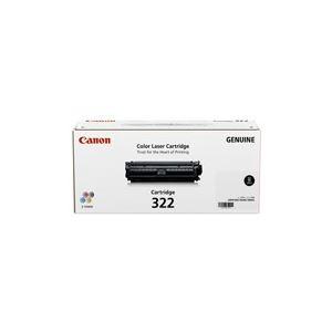 CRG-322 2652B001 キヤノン ブラック トナーカートリッジ