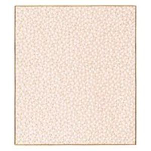 (業務用100セット) ミドリ 色紙 33137006 二つ折花柄ピンク