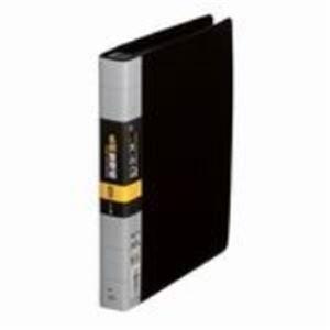 (業務用10セット) コレクト 名刺整理帳 K-618-BK A4L 800枚用 黒