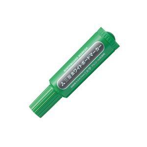 (業務用200セット) 三菱鉛筆 ホワイトボードマーカー PWB7M6 太 緑