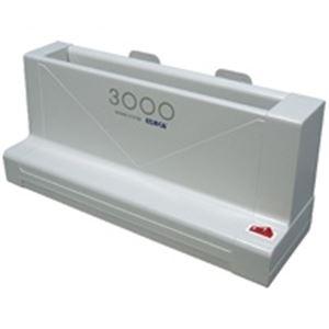 (業務用3セット) ジャパンインターナショナルコマース 卓上製本機 とじ太くん 3000型