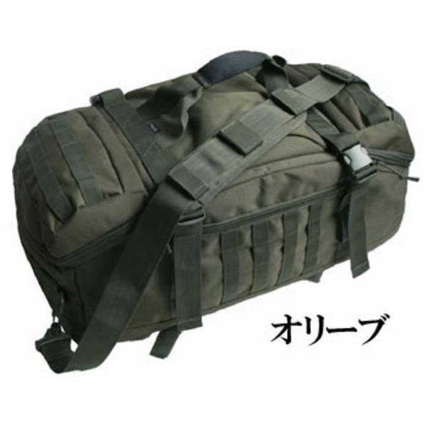 米軍 防水布使用4WAYシーサック BH053YN オリーブ 【 レプリカ 】