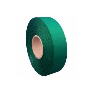 (業務用20セット) ジョインテックス カラーリボン緑 12mm*25m 10個 B812J-GR10