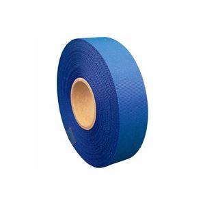 (業務用20セット) ジョインテックス カラーリボン紺 12mm*25m 10個 B812J-NB10