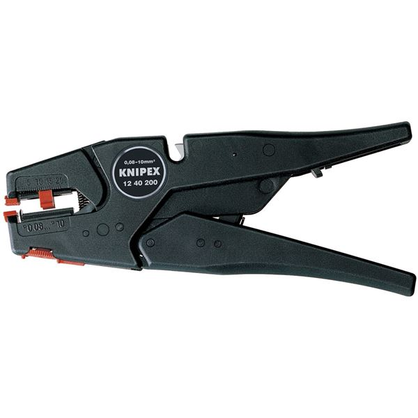 KNIPEX(クニペックス)1240-200 ワイヤーストリッパー (SB)