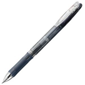 (業務用100セット) ZEBRA ゼブラ 多色ボールペン クリップオンスリム 【3色/0.7mm】 スリムタイプ B3A5-BK 黒