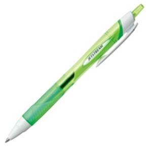 (業務用200セット) 三菱鉛筆 油性ボールペン/ジェットストリーム 【0.7mm/緑】 ノック式 SXN15007.6