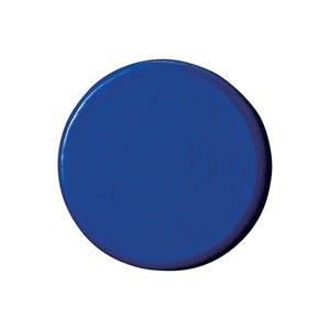 (業務用50セット) ジョインテックス 強力カラーマグネット 塗装25mm 青 B273J-B 10個