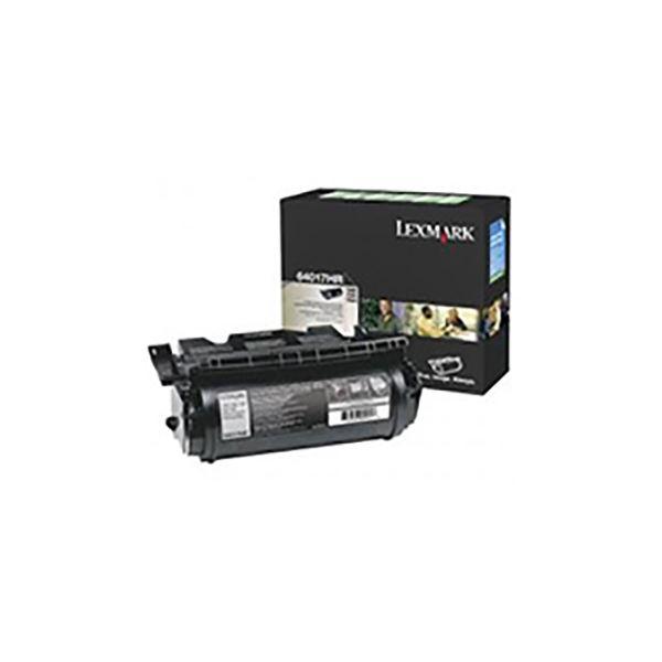 【純正品】 LEXMARK インクカートリッジ/トナーカートリッジ 【64017HR】 リターンプログラムプリントカー