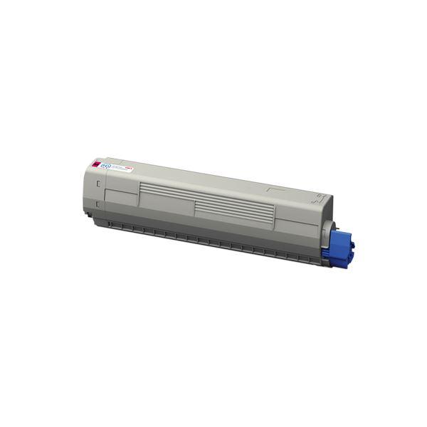沖データ 大容量トナーカートリッジ マゼンタ TNR-C3LM2 1個