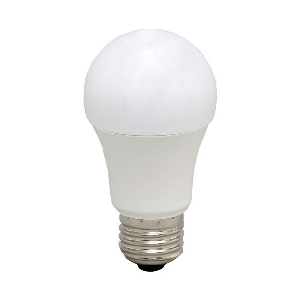 (まとめ)アイリスオーヤマ LED電球60W E26 全方向 昼光色 4個セット【×5セット】