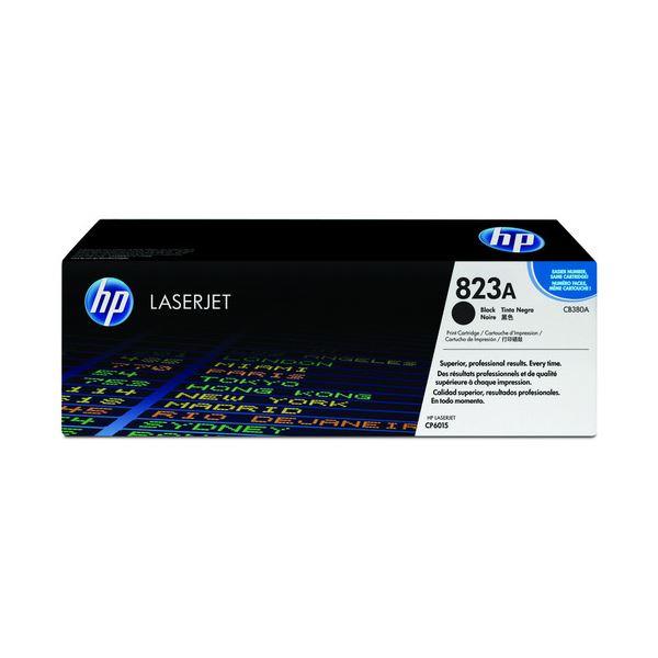 HP プリントカートリッジ 黒CB380A 1個
