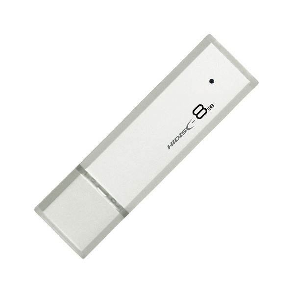 (まとめ)HIDISC USB3.0キャップ式USB 8G HDUF114C8G3【×30セット】