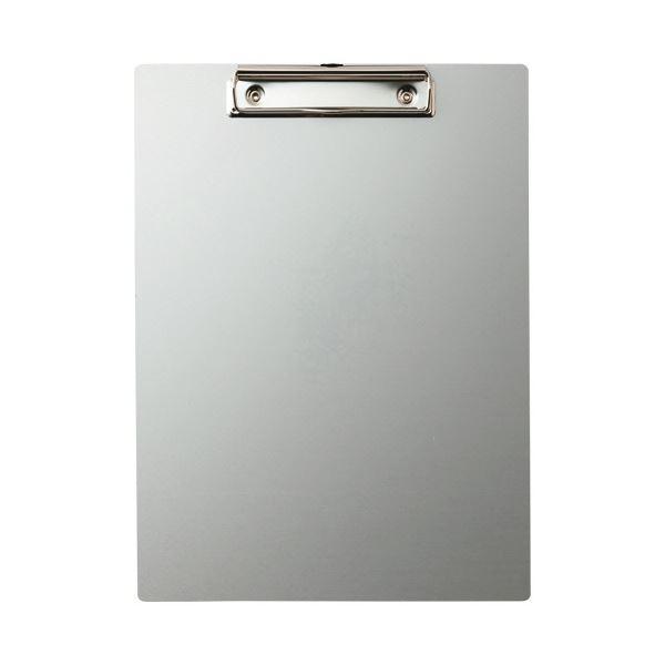 割れないアルミ製 異物混入対策に TANOSEE アルミクリップボード 割り引き 10枚 A4タテ 1セット ご予約品
