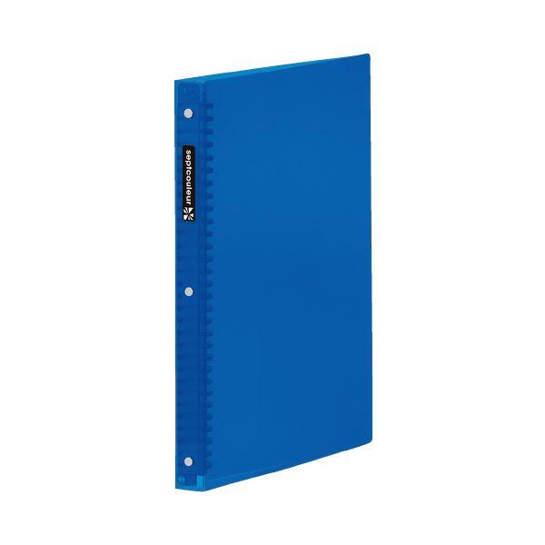 (まとめ)マルマン セプトクルールF582B-02ブルー4冊【×10セット】