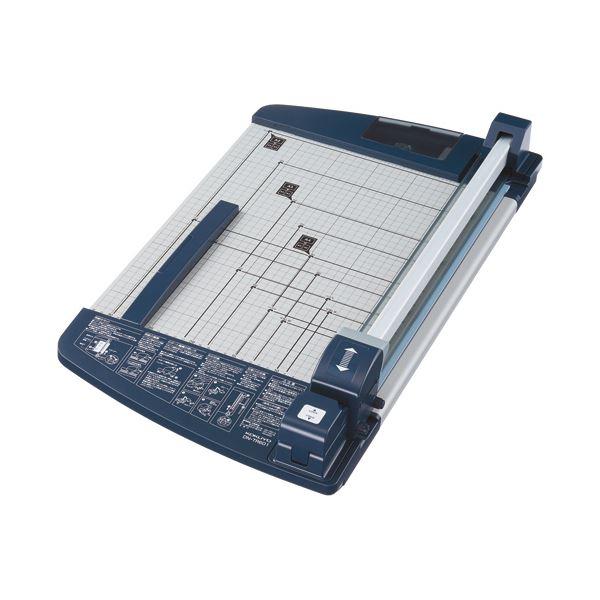 コクヨ ペーパーカッター ロータリー式チタン加工刃 60枚切 A3 DN-TR601 1台