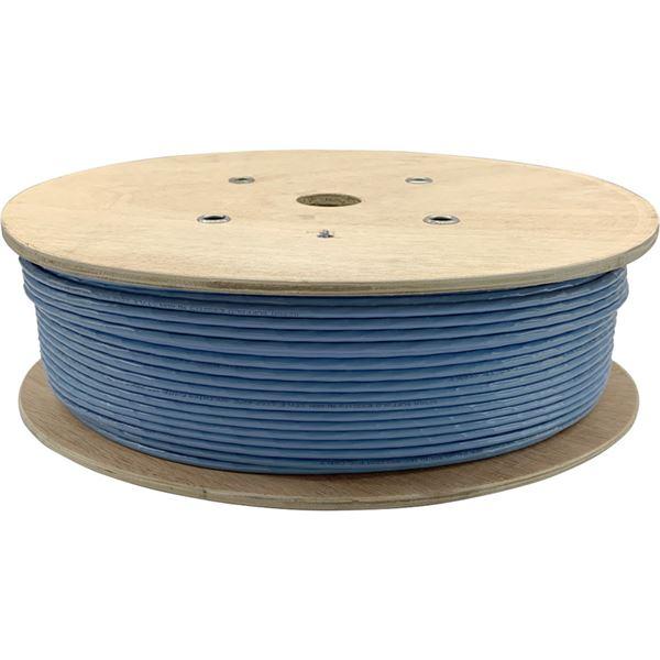 LANケーブル Cat6A BL6A3000BL 300m バッファロー ブルー 単線
