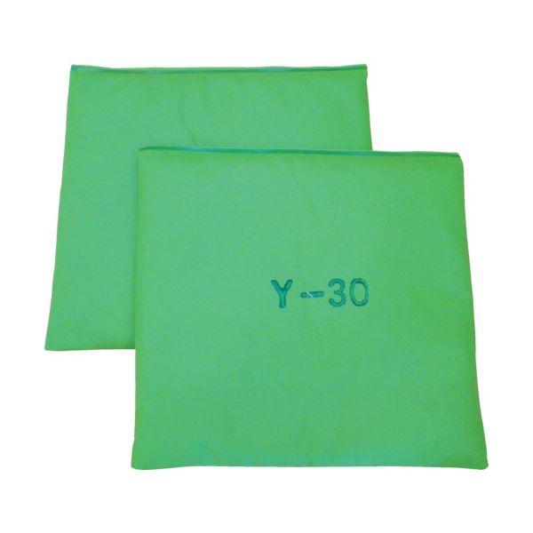 JOHNAN 油吸収材 アブラトールマット 30×30×2cm グリーン Y-30G 1箱(50枚)