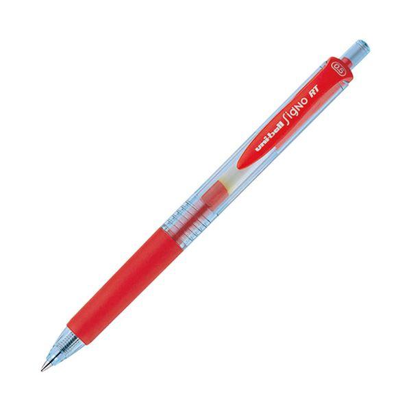 (まとめ) 三菱鉛筆 シグノRTエコライター UMN105EW.15赤10本【×10セット】