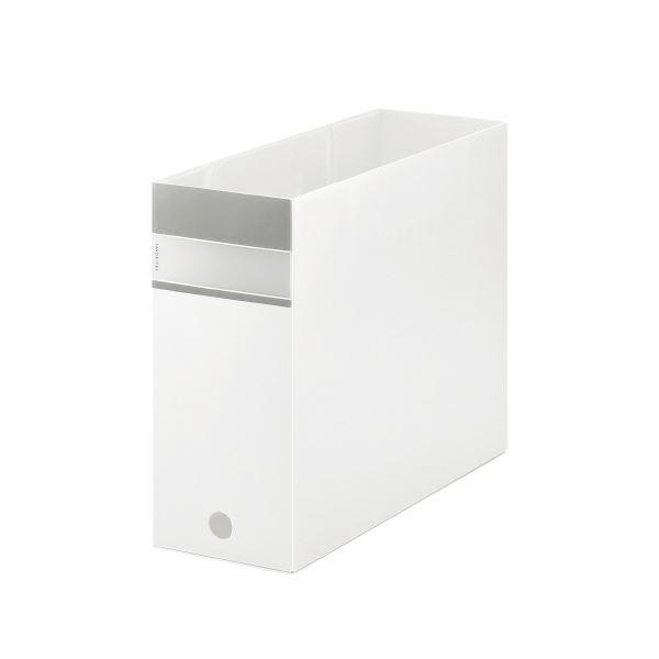 (まとめ)キングジム FV ボックスファイル(透明) FV4903T 透明 【×30セット】