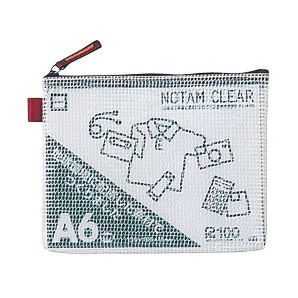 (まとめ)サクラクレパス ノータムクリアー A6 レッド UNC-A6#19【×50セット】