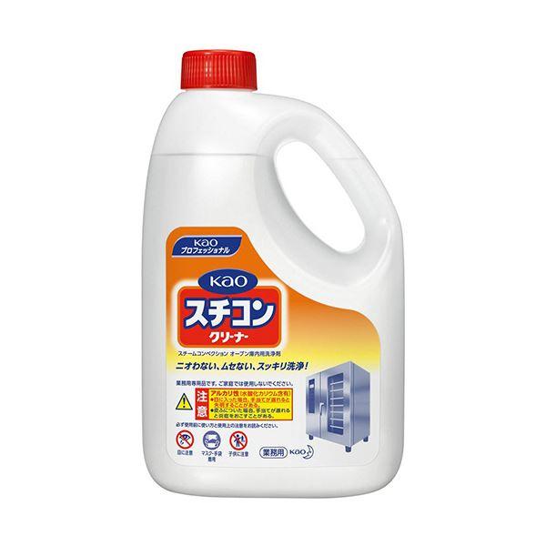 (まとめ)花王 スチコンクリーナー 業務用 2L 1本【×5セット】