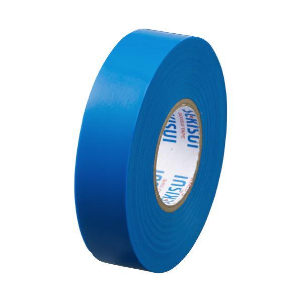 (まとめ)セキスイ エスロンテープ #360 19mm×20m 青 V360A2N(×300セット)