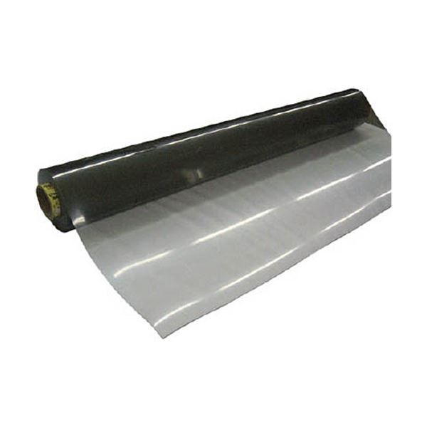 明和グラビア 3点機能付透明フィルム75cm×10m×1mm厚 MGK-7510 1巻
