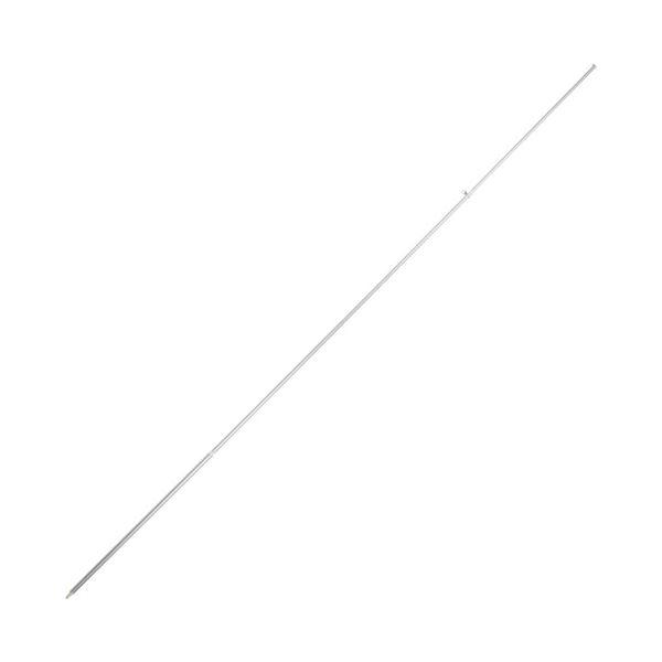 (まとめ)三上旗店 アルミ伸縮ポール(サンポール)5m【×5セット】