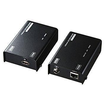 サンワサプライ HDMIエクステンダー(セットモデル) VGA-EXHDLT(VGA-EXHDLT)