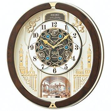 セイコークロック(Seiko Clock) セイコー ウェーブシンフォニー 電波からくり時計