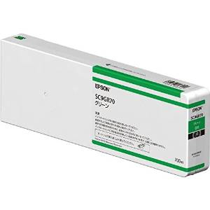 EPSON インクカートリッジ SC9GR70 [グリーン]