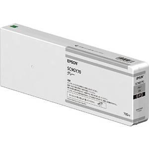 EPSON インクカートリッジ SC9GY70 [グレー]