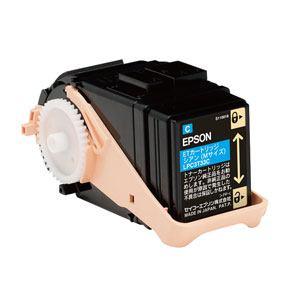 EPSON エプソン トナーカートリッジ シアン(Mサイズ/5300ページ) LPC3T33C