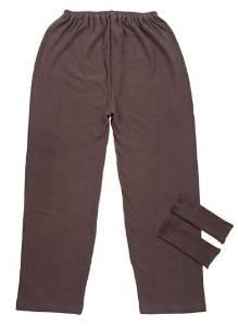ラック産業 ハイブリッドケアファッション男女兼用ボトム 15010127 ブラウン フリー