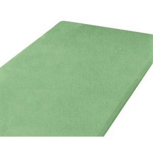 ウェルファン マットレス防水カバー 85×195×8cm 001153 グリーン