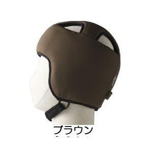 特殊衣料 アボネットガードBタイプ(深型) スタンダードN M 2077 ブラウン