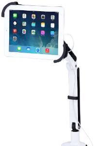サンワサプライ 7-11インチ対応iPad・タブレット用アーム CR-LATAB9(CR-LATAB9)