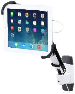 サンワサプライ 7~11インチ対応iPad・タブレット用アーム(壁面用) 品番:CR-LATAB10
