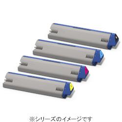沖電気 OKI MICROLINE VINCI LEDカラープリンタ C941/931/911dn用 純正トナー ブラック TNR-C3RK2