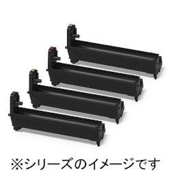 沖電気 OKI COREFIDO LED A4カラー複合機 MC780dnf/780dn用 イメージドラム ブラック ID-C4RK