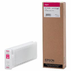 EPSON SureColor用 インクカートリッジ/700ml(マゼンタ) SC1M70