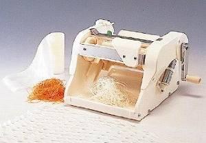 TKG(テイケイジイ) 千葉工業所 (野菜調理機)つま太郎 (かつらむき・つま切り機) CTM05
